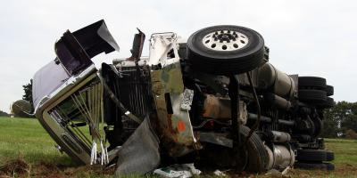 Truck Accident Cases Require An Experienced Attorney, Lorain, Ohio