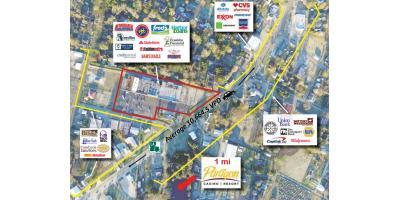 3 Elements to Consider When Selecting a Shopping Center Site, Alexandria, Louisiana