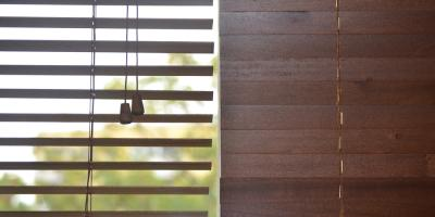 A Brief Guide to Buying Wood Blinds , Cincinnati, Ohio