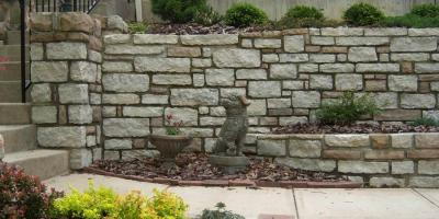 4 Benefits of Retaining Walls, Independence, Kentucky