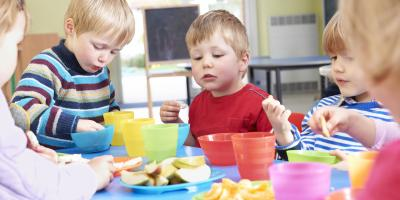 4 Healthy Snacks to Give Your Child for Day Care, Brookline, Massachusetts