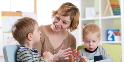 What Does It Mean for a Day Care to Be NAEYC Accredited?, Bristol, Connecticut