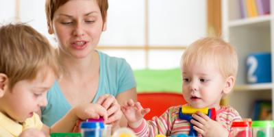 What to Look for When Choosing a Day Care for Babies, Concord, North Carolina