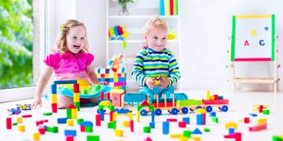 What's the Best Age to Start Looking for a Day Care Center?, Mendon, New York