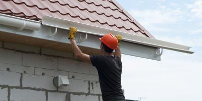 5 Signs You Should Replace Residential Gutters, Butler, Ohio