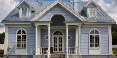 3 Benefits of Exterior House Painting, Butler, Ohio