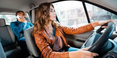 When Should Rideshare Drivers Visit the Auto Shop?, Dayton, Ohio