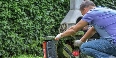 When Does a Lawn Mower Need Repair?, Dayton, Ohio
