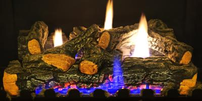 5 Benefits of Gas Log Setsin Your Gas Fireplace, Dayton, Ohio