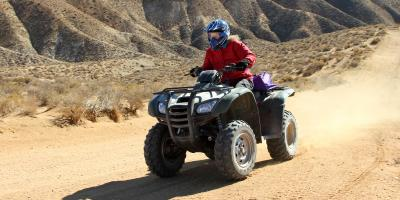 3 Tips to Jump-Start Your ATV, De Kalb, Texas