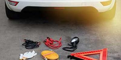 How to Make an Emergency Car Kit, New Braunfels, Texas