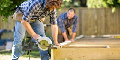 3 Reasons to Add a Deck to Your Home, High Point, North Carolina
