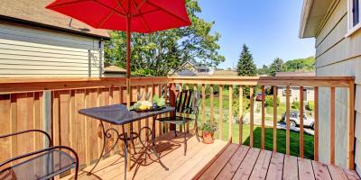Top 3 Benefits of Having a Deck , Grant, Nebraska