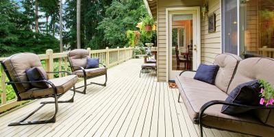 3 Reasons to Add a Deck to Your Home, Kalispell Northwest, Montana