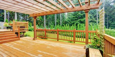 3 Signs It's Time for a Deck Restoration, Lexington-Fayette, Kentucky