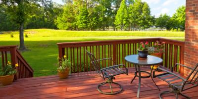 How a Deck Can Increase YourHome's Value, Taylor Creek, Ohio