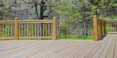 3 Reasons Winter Is the Best Time to Work on Your Deck, North Haven, Connecticut