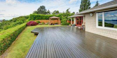 Top 3 Deck Trends So Far in 2018 , Stayton, Oregon