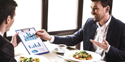 Deducting Business Meal Expenses Under Today's Tax Rules, Mountain Home, Arkansas