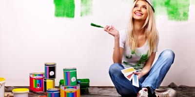 How to Choose a Sheen for Your Painting Project, Deep River, Connecticut