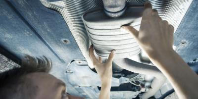 3 of the Most Common Issues With Your Car's Muffler & Exhaust, Winona, Minnesota