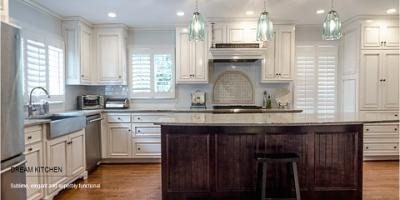 Gorgeous Custom Kitchens in Atlanta Provided by American Craftsman Renovations, Atlanta, Georgia