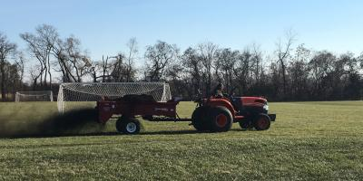 3 Reasons to Use Compost for Sports Fields, Henrietta, New York