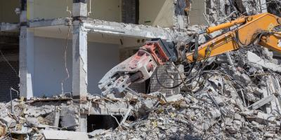 What to Expect With Structure Demolition on Your Property , Worthington, Ohio