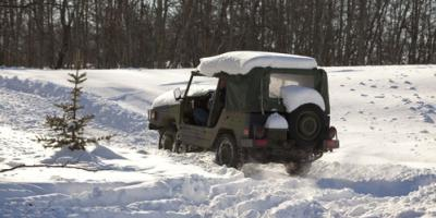 How to Drive Safely in the Winter & What to Do If You're in an Accident, Hopkins, Minnesota