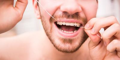 Dental Care at Home: Why Flossing Is Essential, Springfield, Ohio