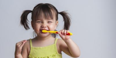 Dentist Explains When Children Should Start Brushing Their Teeth, Coweta, Oklahoma