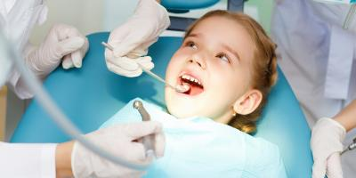 At What Age Should I Schedule a Dental Appointment for My Child?, Seymour, Connecticut