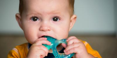 5 Ways to Soothe Teething Symptoms in Babies, Rochester, New York