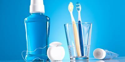 Top 3 Benefits of Using Mouthwash, Bethel, Ohio