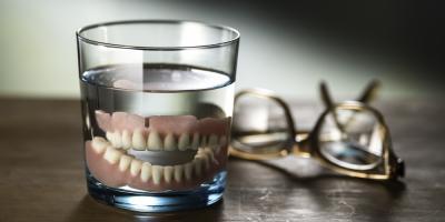 Top 5 Rules of Denture Care, Kannapolis, North Carolina