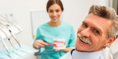 Tooth Extractions 3 Advantages of Implant-Supported Dentures, Anchorage, Alaska