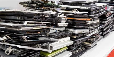 The 4 Stages of Laptop Recycling, Denver, Colorado