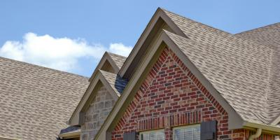 3 Types of Residential Roofing, Northeast Jefferson, Colorado