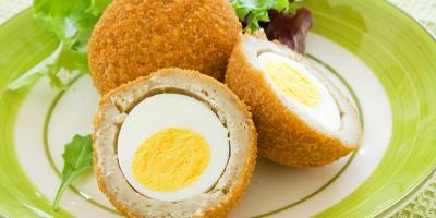What Is the Scotch Egg?, Tampa, Florida