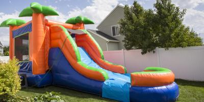 4 Reasons Bouncy House Rentals Are Excellent for Children's Parties, Webster, Massachusetts