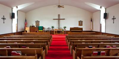 4 Facts About Baptisms in the Baptist Church, High Point, North Carolina