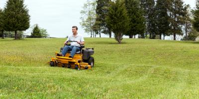 Traditional Lawn Mowers Have A Wide Turn Radius That Makes It Difficult To Create Beautiful Straight Lines And Avoid Shrubbery Other Fixtures