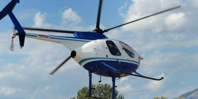 3 Hughes 500 Features That Enhance Helicopter Tours, Lihue, Hawaii