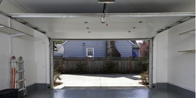 A Brief History of the Garage Door Opener, Middletown, Ohio