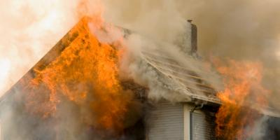 Here's How Fireproofing Your Home or Business Will Save Your Life, Cincinnati, Ohio