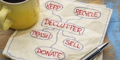 How to Declutter in 4 Easy Steps , Anchorage, Alaska
