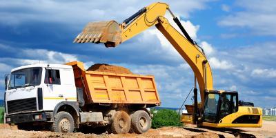 A Guide to Dump Trucks, St. Louis, Missouri