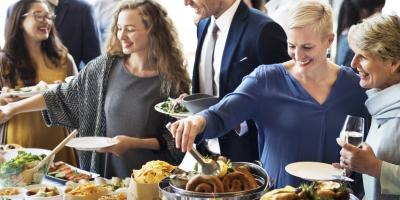 The Top Benefits of Full-Service Catering, Richmond, Kentucky