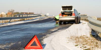 Automobile Accident Lawyers Discuss Dangers of Driving in the Winter , Wallingford Center, Connecticut