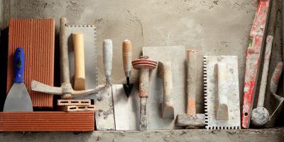 3 Tools for DIY Concrete Construction, Kalifornsky, Alaska